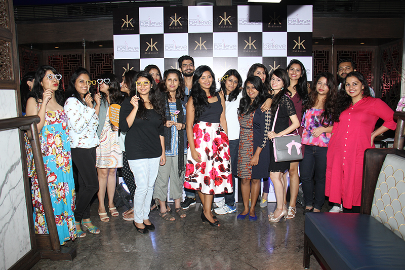 Dining Etiquette Workshop for Bloggers with Femina Believe Learning Academy