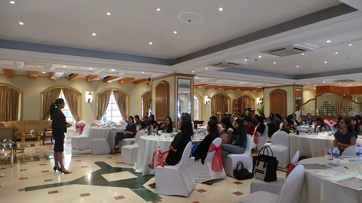 Power Dressing Workshop for Women employees of a consulting giant