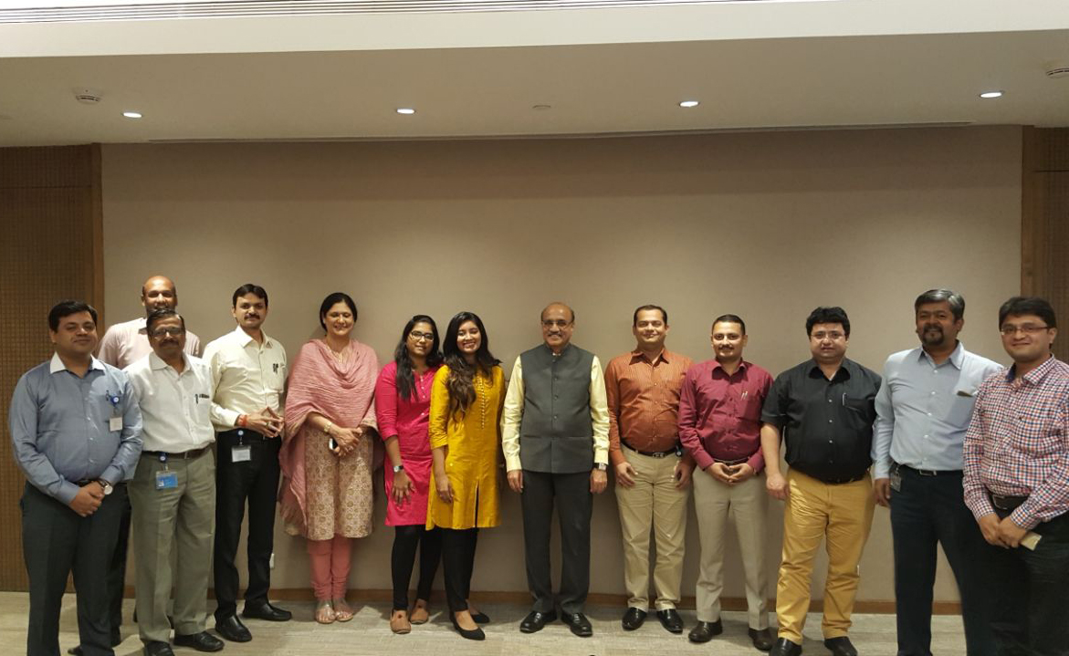 Executive Presence & Business Communication workshop for the senior leadership team of a large business conglomerate