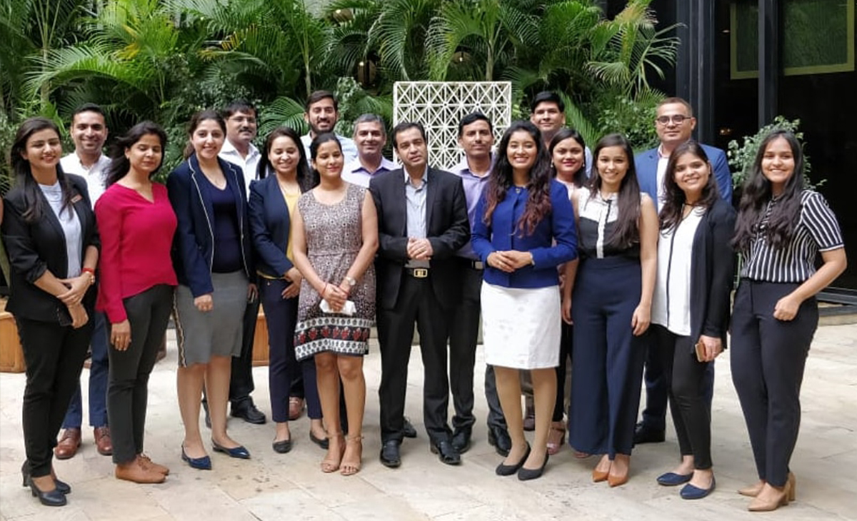 Personal Branding Workshop for the Middle & Senior Management of a leading international hospitality chain