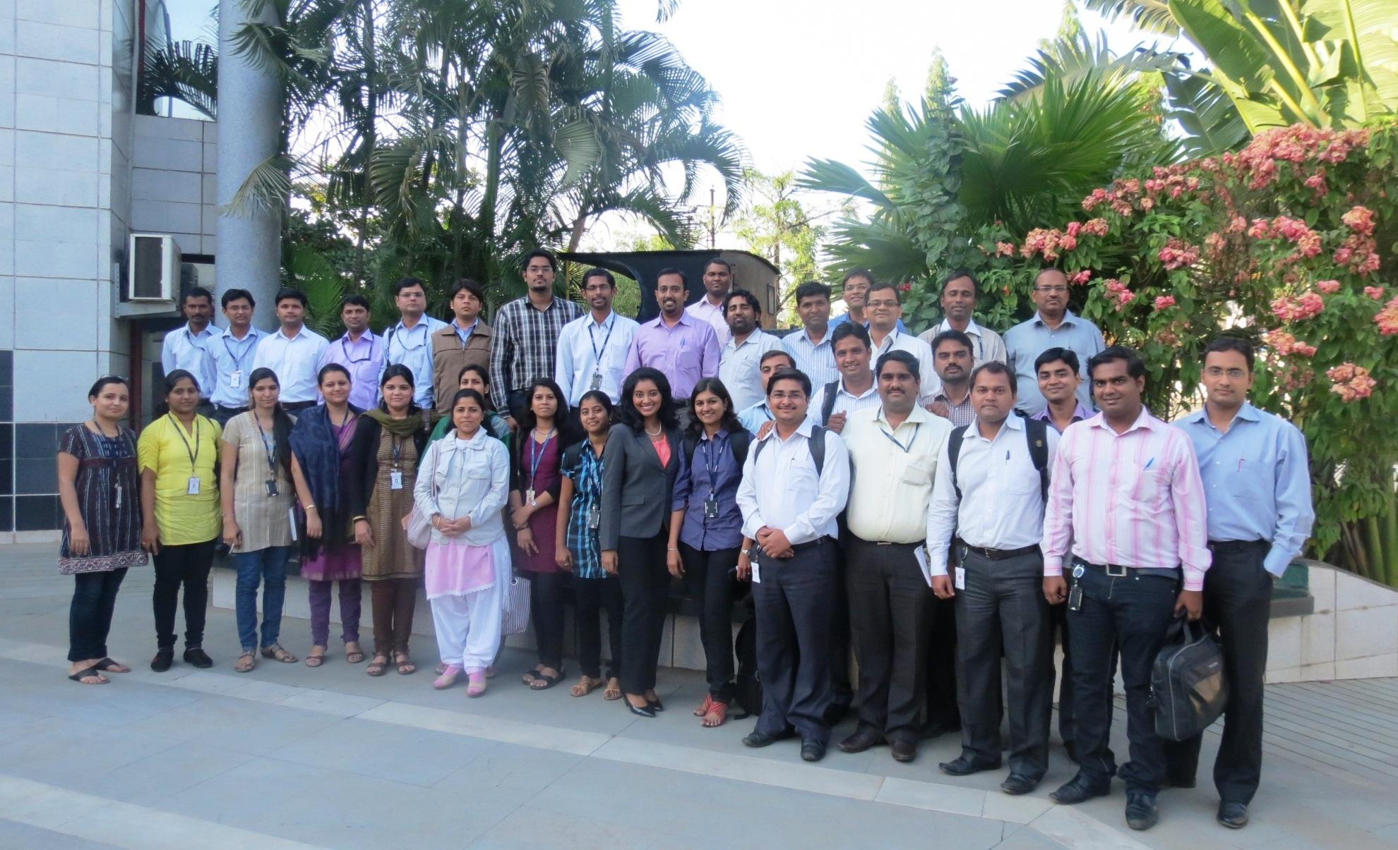Image Management Workshop for a Manufacturing Giant (Pune)