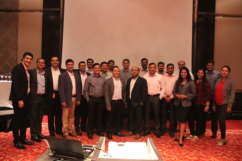 Executive Presence Workshop for Senior Management of a Global Fin Tech Company