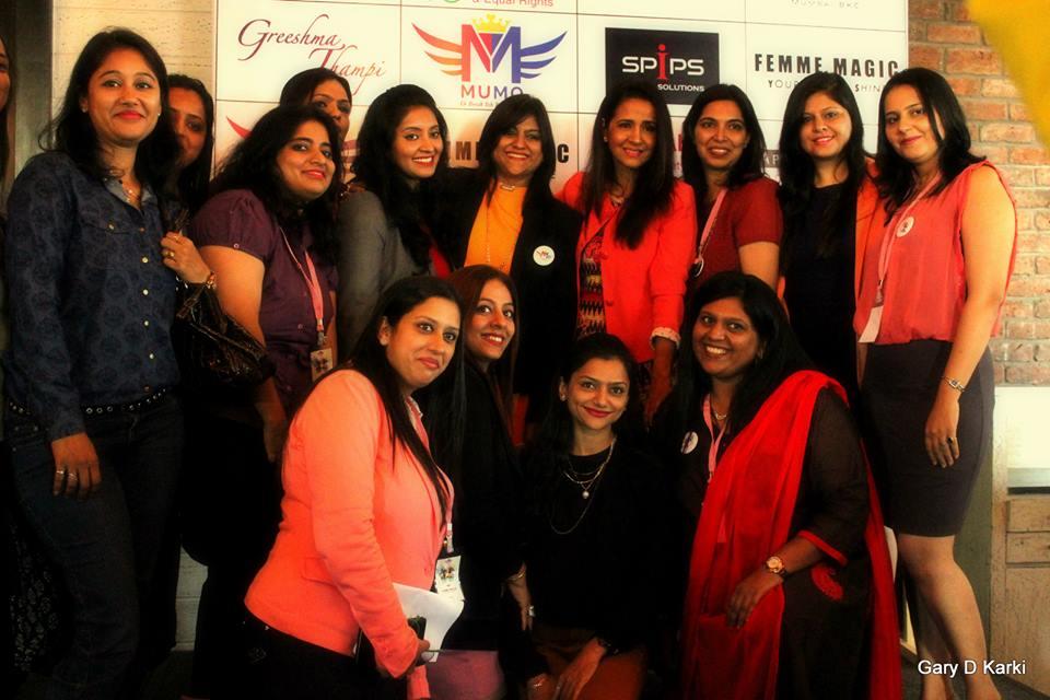 Personal Branding Program for MUMO - With Sharon Prabhakar & Neha Kare